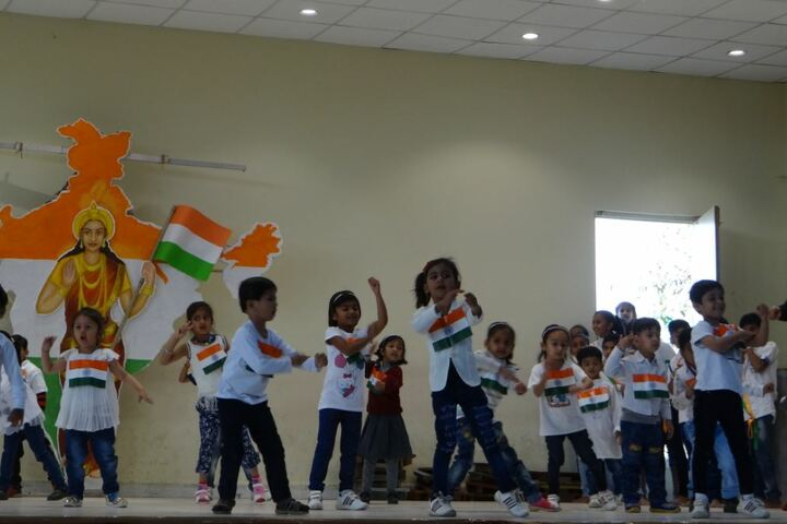 Central India Academy-Independence Day