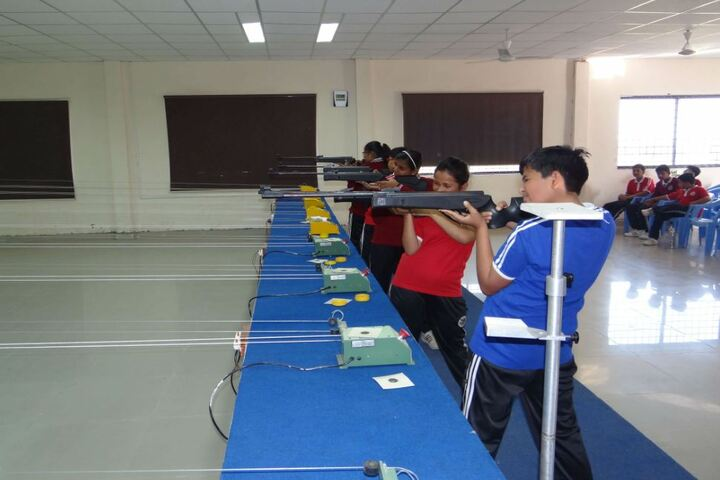 Central India Academy-Shooting
