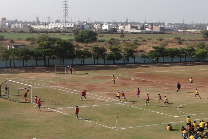 Central India Academy-Play Ground
