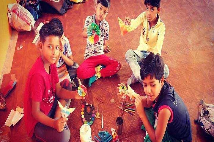 Ceyone-Ray International School-Art And Craft