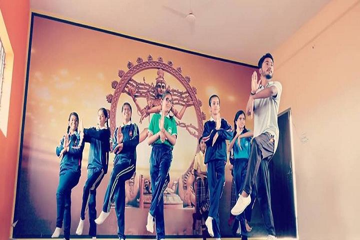 Ceyone-Ray International School-Dance Room