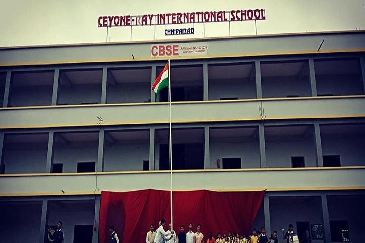 Ceyone-Ray International School-Independence Day