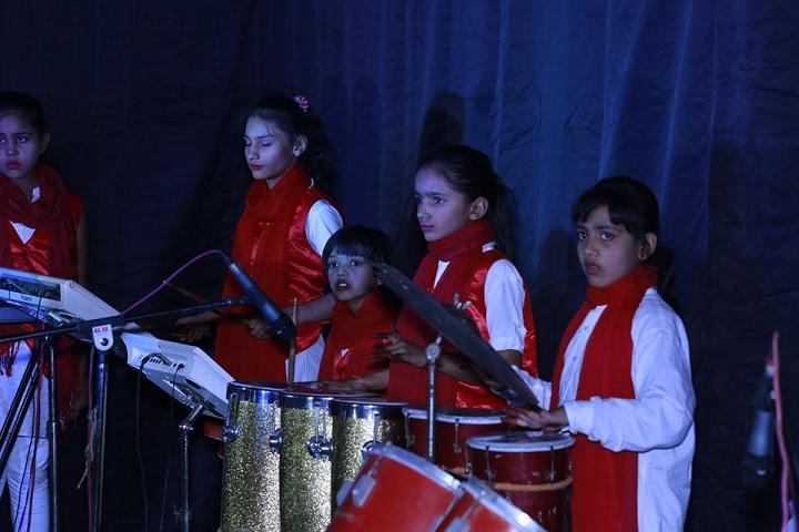 Ceyone-Ray International School-Music Activity