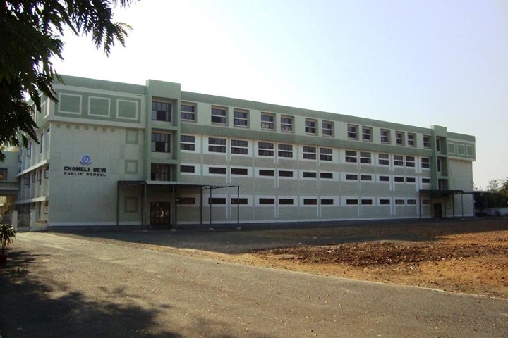 Chameli Devi Public School-Campus