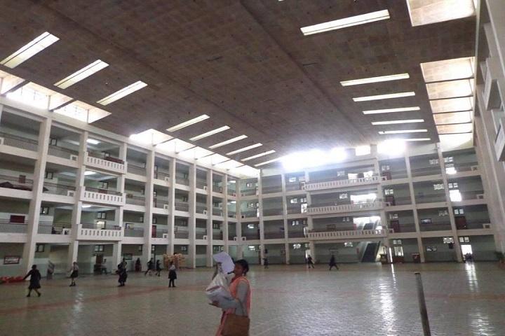 Chameli Devi Public School-Entrance