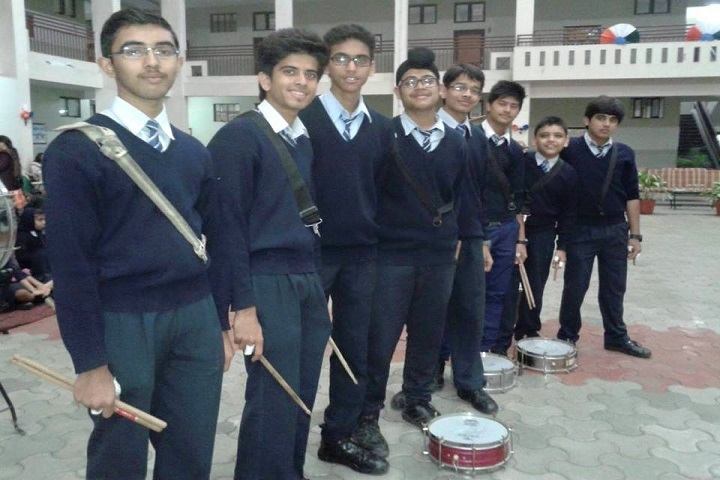 Chameli Devi Public School-Music