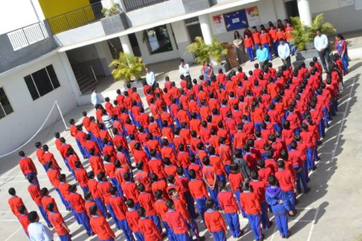 Champion International School-Assembly