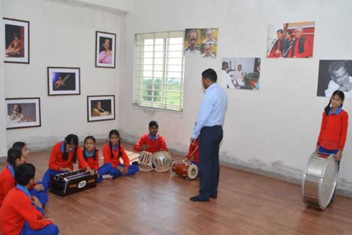 Champion International School-Music