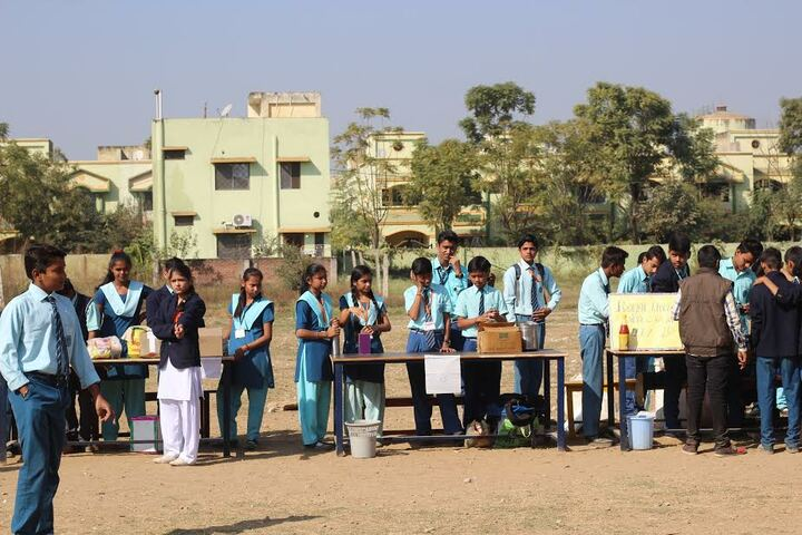 Chankaya Public School-Activity
