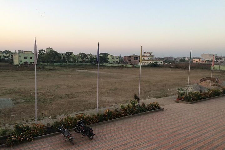 Chankaya Public School-Ground