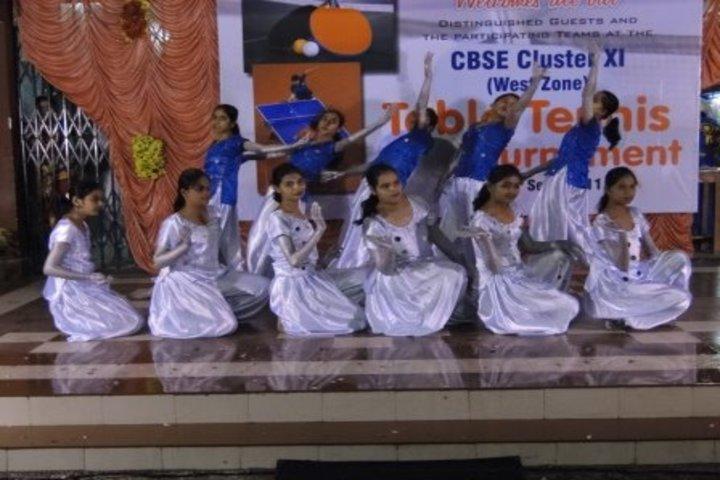 Chavra Vidyapeeth-Dance