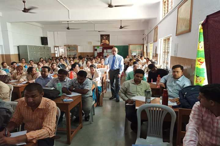 Chavra Vidyapeeth-Workshop