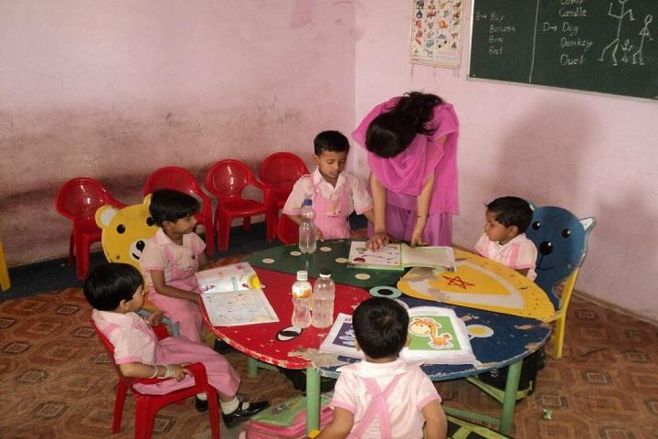 Child Zone School-Art room