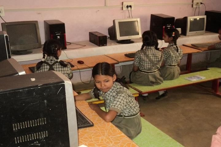 Child Zone School-Computer Lab