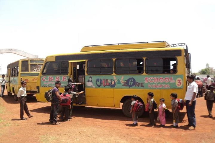 Child Zone School-Transport