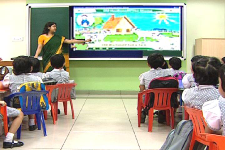 Childrens Well Academy-Smart Class