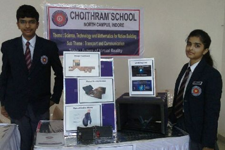 Choithram School-Science Exibition