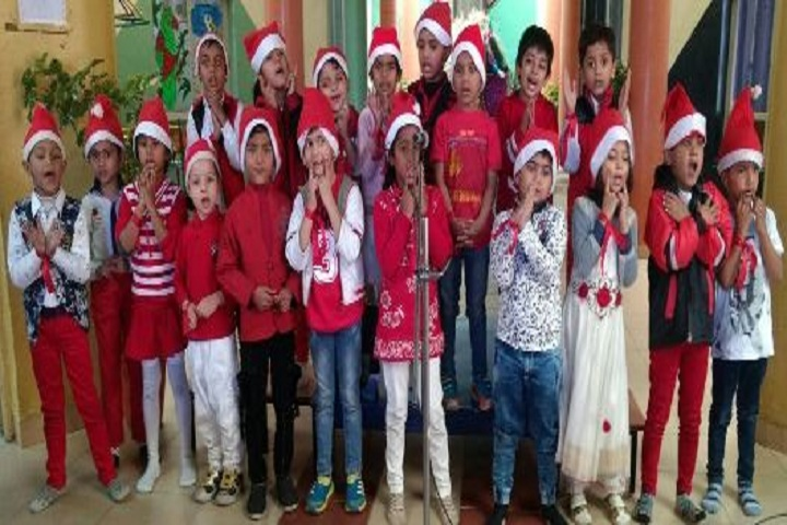Choithram School-Chiristmas Day