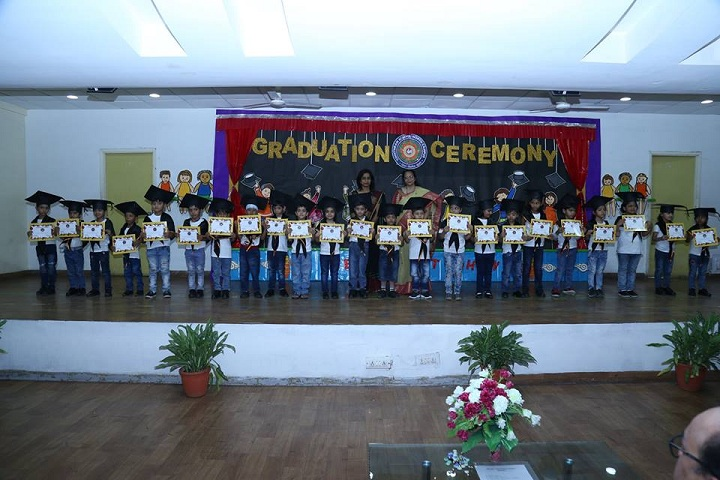 Choithram School-Graduation Day