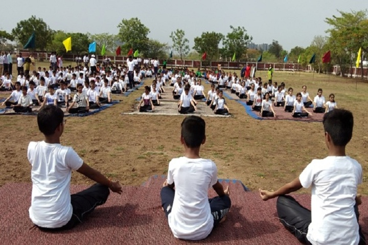 Choithram School North Campus - yoga