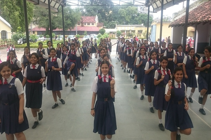 Christ Chruch Girls Senior Secondary School-Assembly