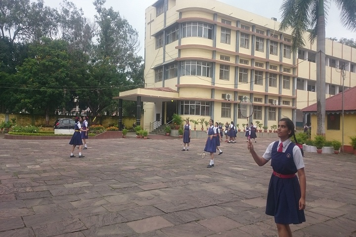 Christ Chruch Girls Senior Secondary School-Games