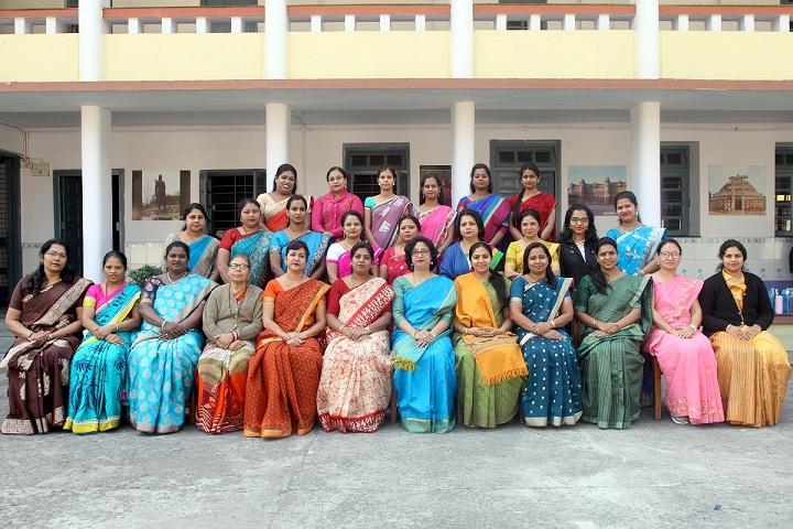 Christ Chruch Girls Senior Secondary School-Teachers