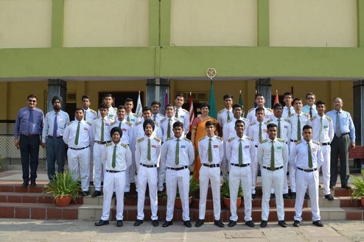 Christ Church Boys Senior Secondary School-Army day