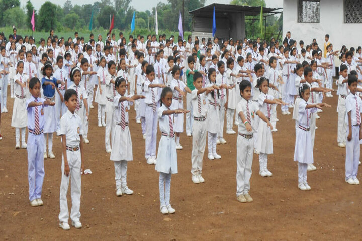 Christ Convent School-Assembly