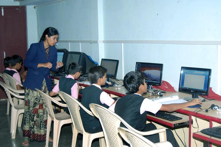 Christ Convent School-Computer Lab