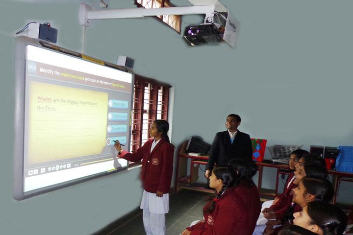Christ Convent School-Smart Class