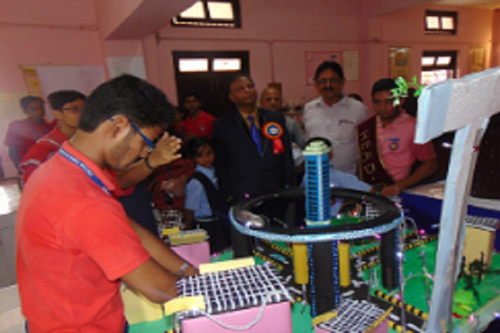 Christ Jyoti Higher Secondary School-Science Exhibition