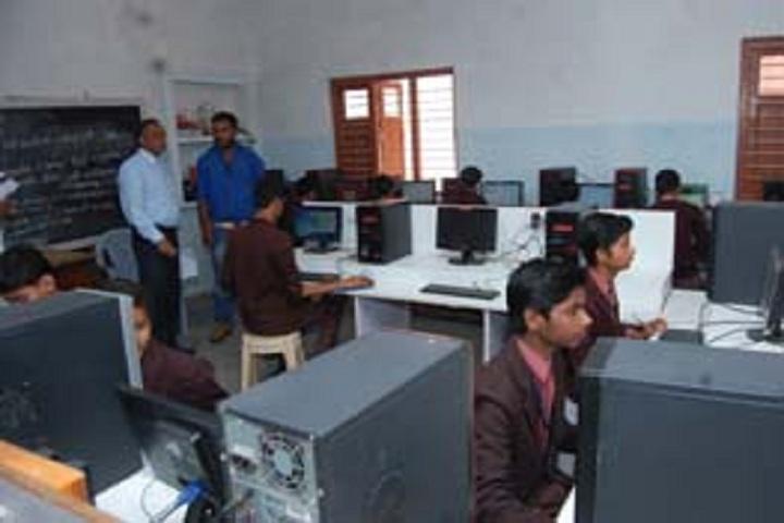 Christ Jyoti School-Computer Lab