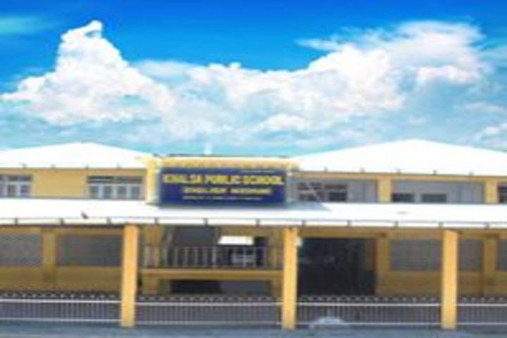 khalsa public school - school building
