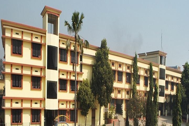 Christ Jyoti School-Campus
