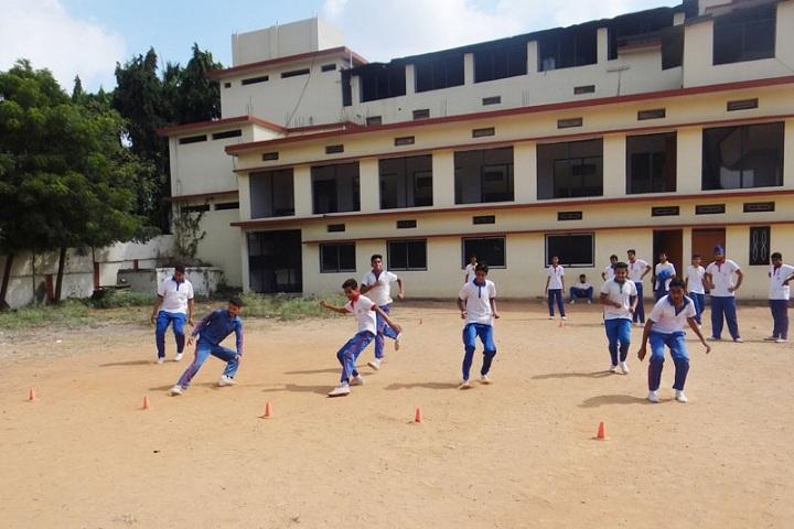 Christ Jyoti School-Sports