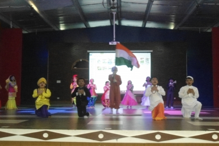 Christu Jyoti Convent School-Independance Day
