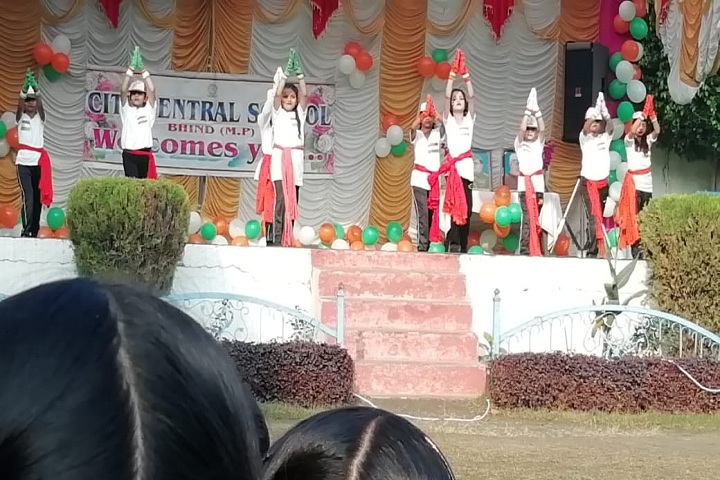 City Central School-Independence day Celebration