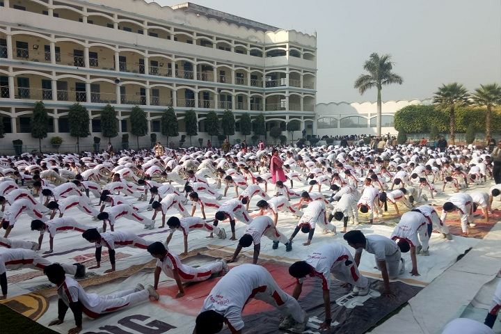 City Central School-Yoga