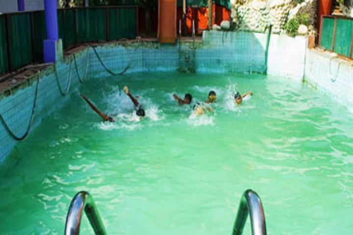 Columbia Convent School-Swimming Pool
