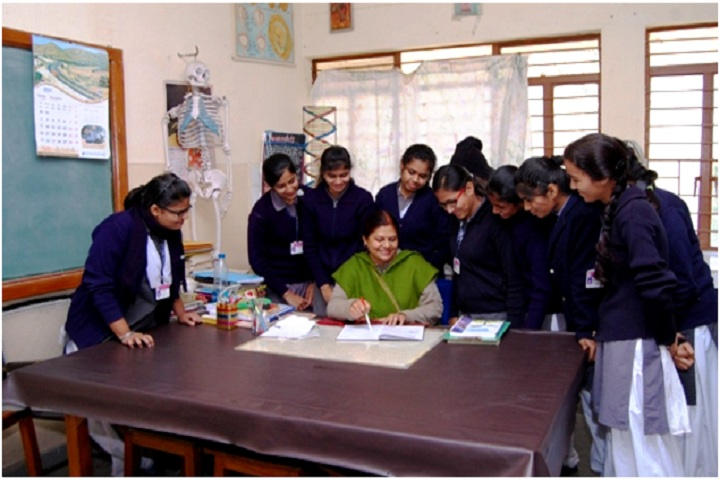 DAV ACC Public School-Biology Lab