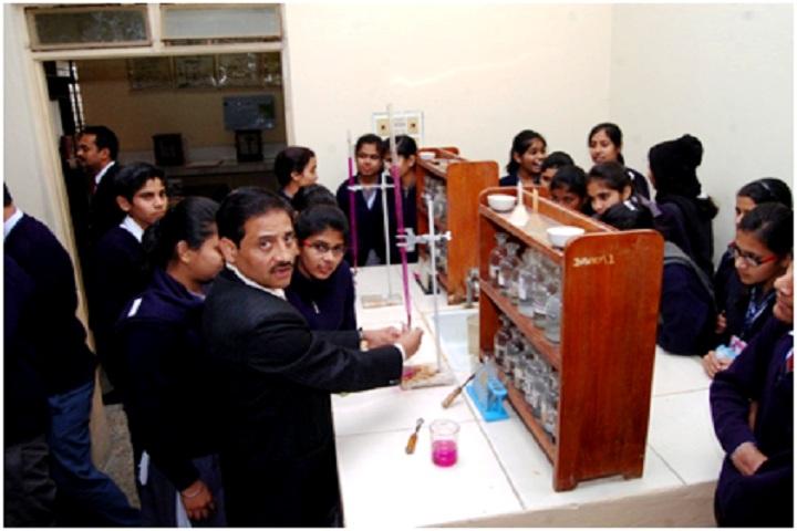 DAV ACC Public School-Chemistry Lab