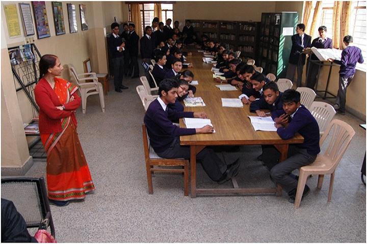 DAV ACC Public School-Library