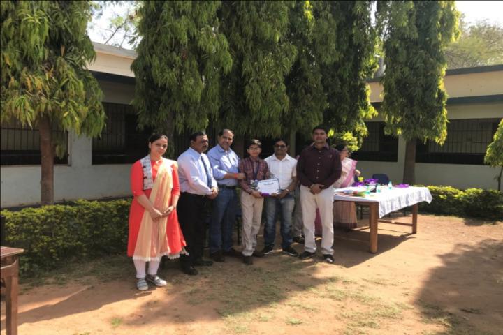 DAV ACC Public School, Katni - Falicitition day pic
