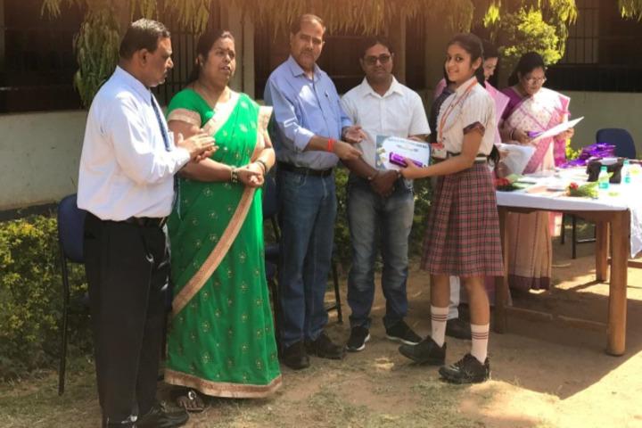 DAV ACC Public School, Katni - Falicitition day