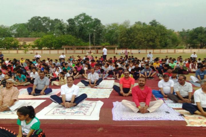 DAV ACC Public School, Katni - Yoga
