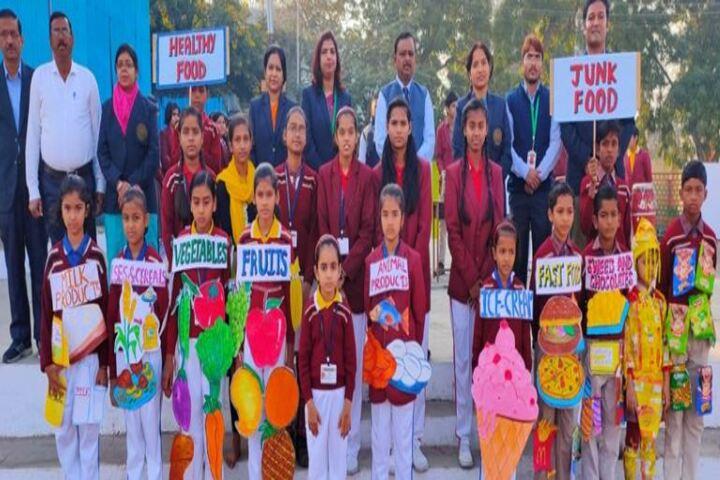 DAV Centenary Public School-Food Fest