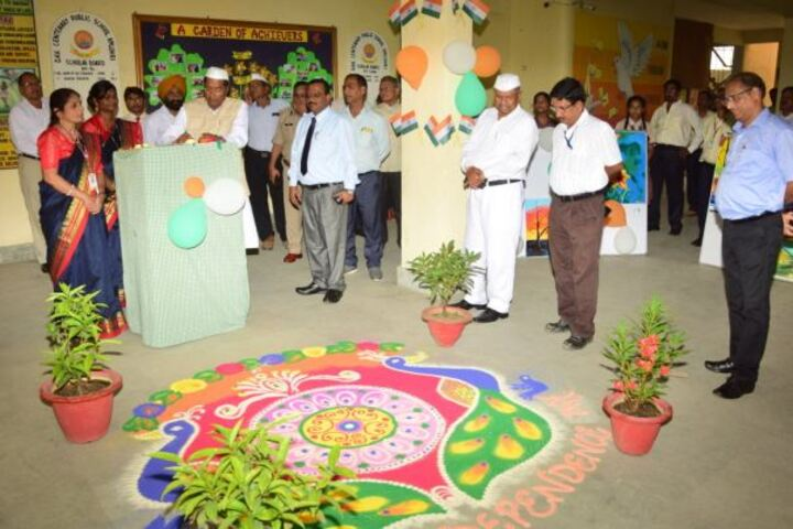 DAV Centenary Public School-Independence Day