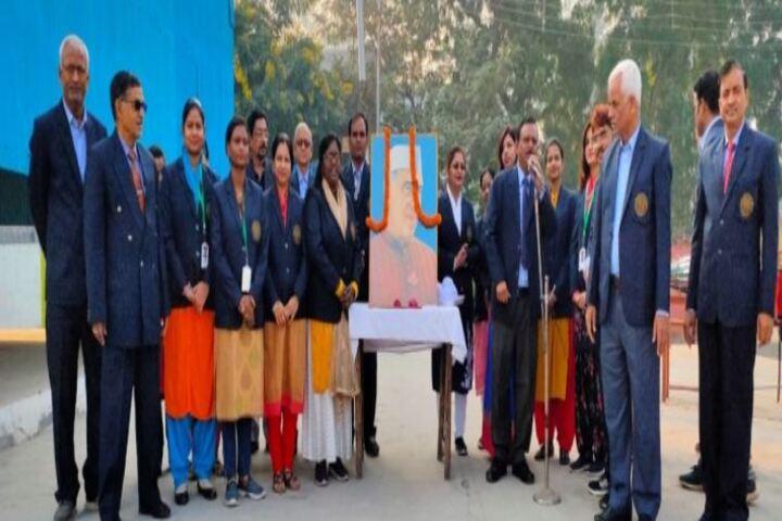DAV Centenary Public School-Teachers Day