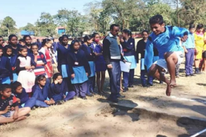 Vivekananda Kendra Vidyalaya Nec-Annual Sports Day